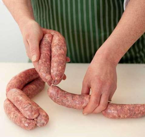 Sausages & Charcuterie