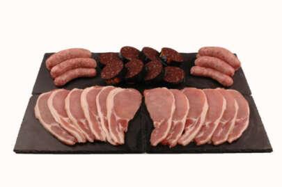 breakfast box - online butchers