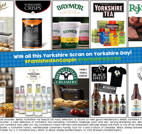 Win the best of Yorkshire produce for Yorkshire Day