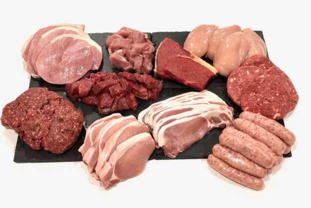British meat box - online butchers