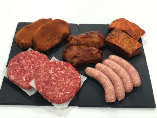 yorkshire grill box - online butchers