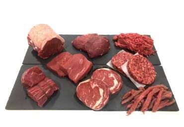 British beef box - Online butchers